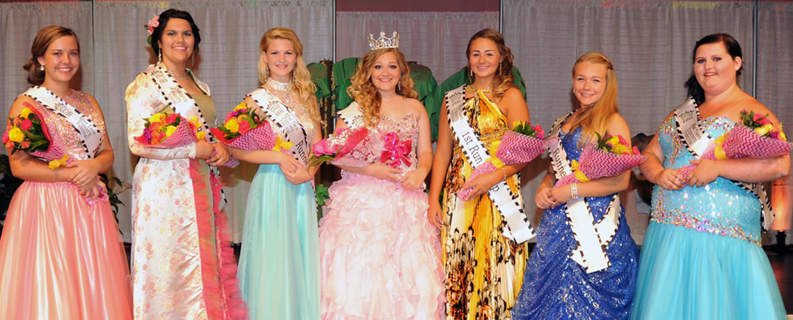 Jennifer Moodie named Miss Teen Popcorn 2015