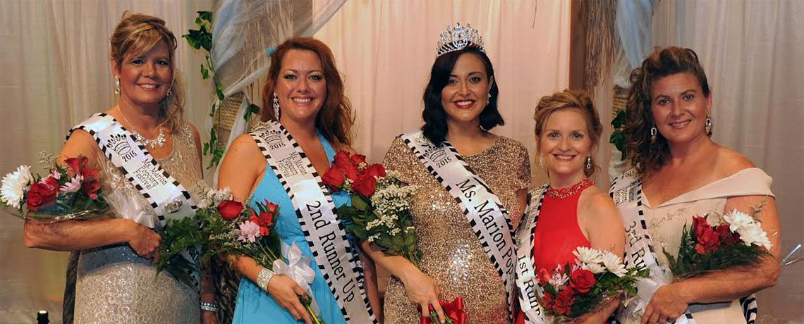 Filliater Named Ms. Marion Popcorn Festival