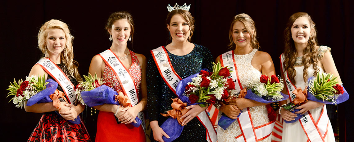 2016 Miss Teen Popcorn is Alexis Klaiber