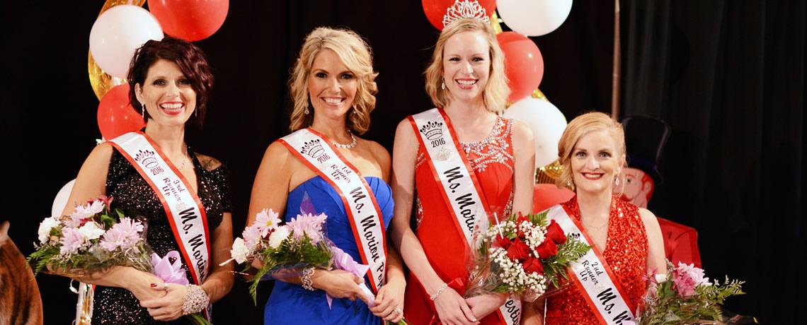 Bradshaw named 2016 Ms. Marion Popcorn Festival