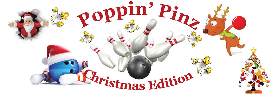 Get Your Team Together for the Poppin' Pinz Christmas Edition!