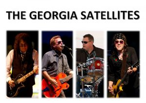 Georgia Satellites @ City Parking Lot | Marion | Ohio | United States