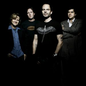 Gin Blossoms @ City Parking Lot | Marion | Ohio | United States