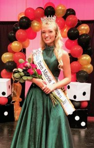 2017 Miss Teen Popcorn Shana DeWet