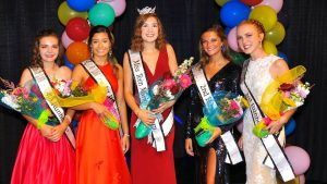 2018 Miss Teen Marion Popcorn Court