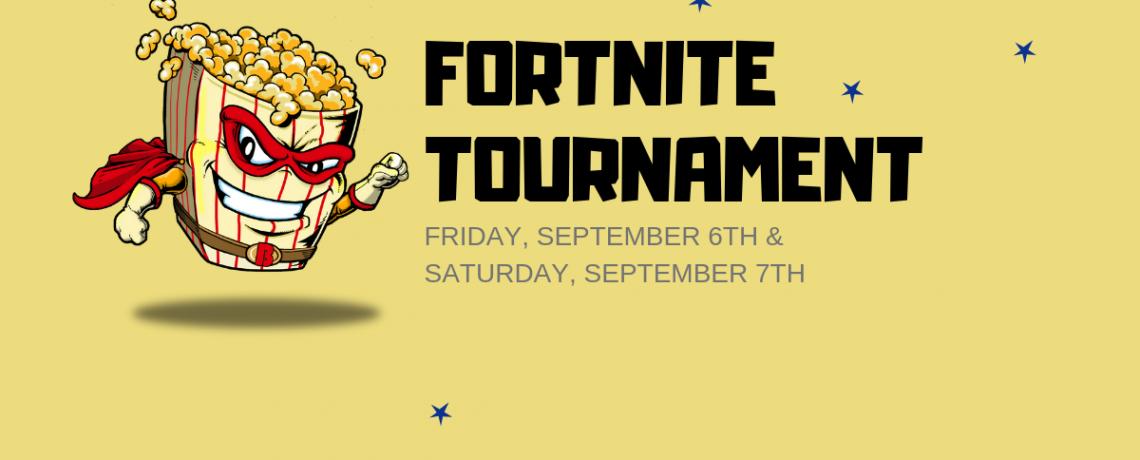 FORTNITE Tournament (NEW in 2019)
