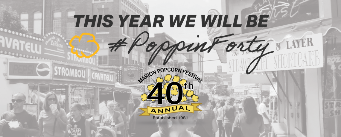 This Year We Are #PoppinForty!